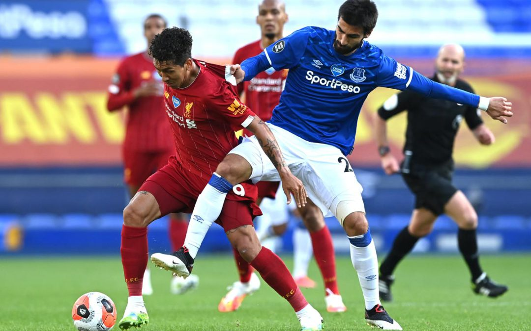 The Legends Club Premier League Round-Up: Liverpool's title celebrations on hold after derby draw with Everton