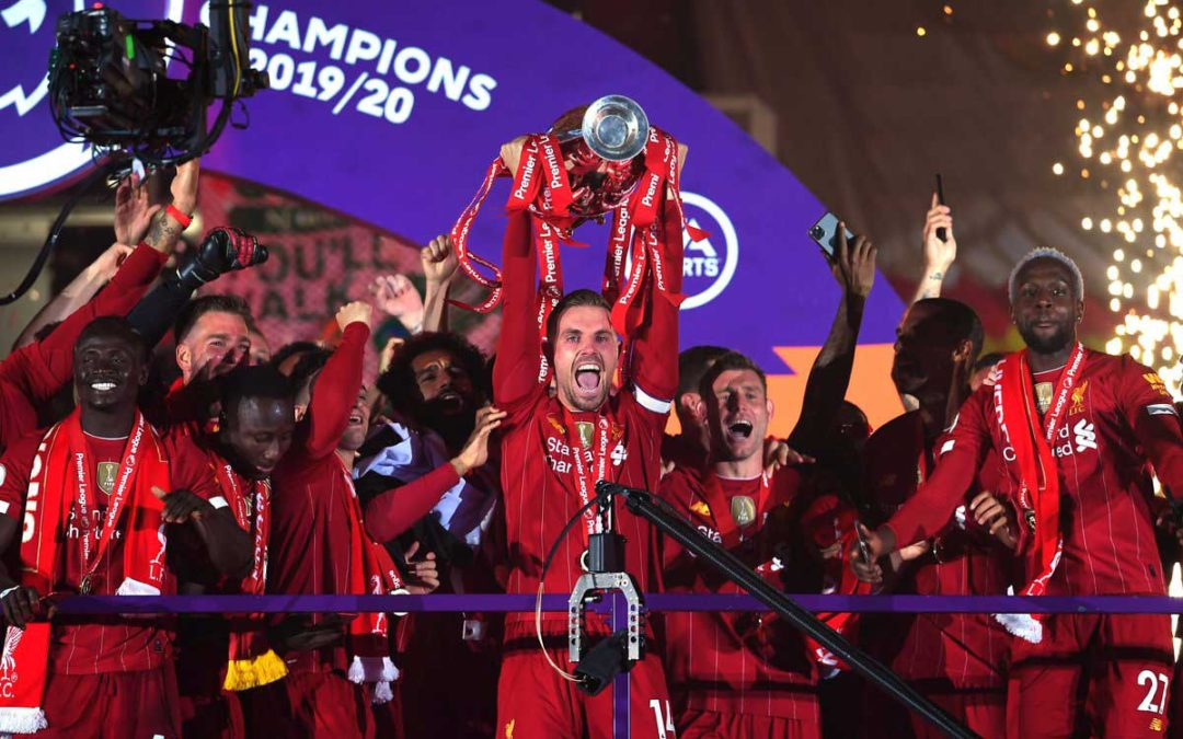 TLC Premier League round-up: Liverpool presented with Premier League trophy after eight-goal Anfield thriller