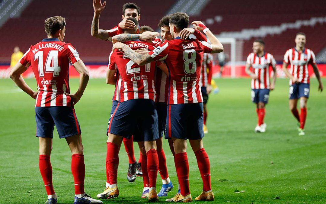 TLC La Liga Round-Up: Barca's troubles continue with defeat to Atletico as Real Sociedad go three points clear at top