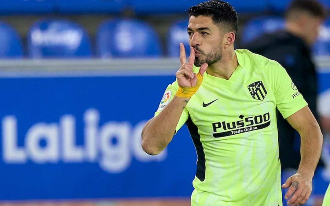 TLC La Liga Round-Up: Last-Gasp Suárez Earns Atlético Victory at Alavés as Seville Derby Finishes All-Square