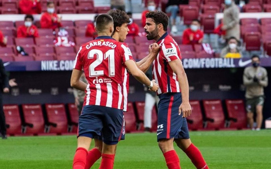 TLC La Liga Round-Up: Leaders Atletico Madrid Five Clear at the Top as Barca and Real Madrid Keep Up the Pressure