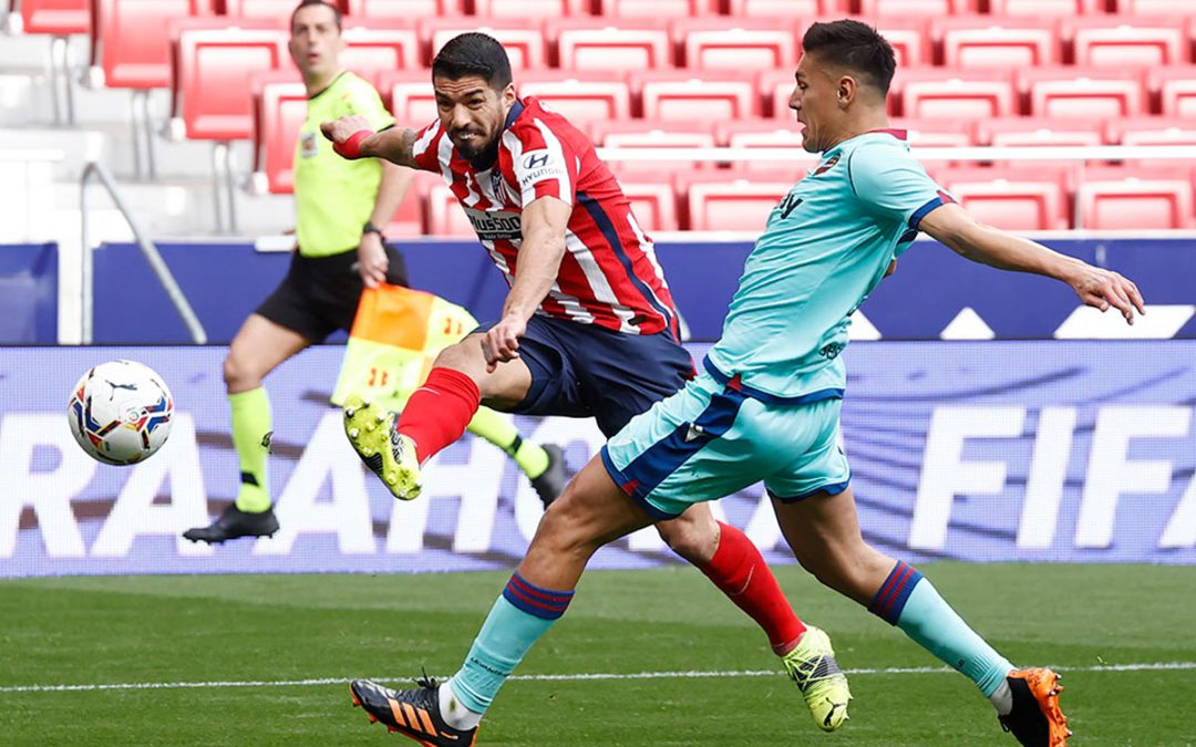 TLC La Liga Round-Up: Levante Shock Atletico As Real Madrid Win And Barca Stutter